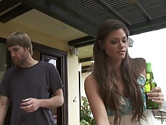 Madelyn Marie decides to show us around her home