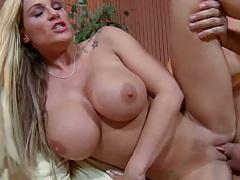 Tyler big tits mom sideways fucked hardcore