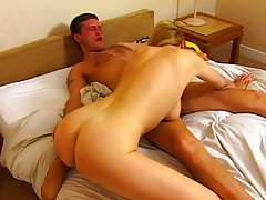 First time sex video and anal sex with Lou Valmont getting fucked