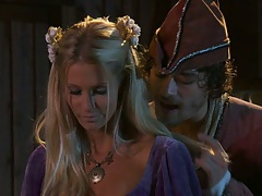 jessica drake and her fairy tale blowjob
