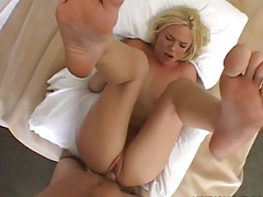 Pov Missy Monroe pussy penetration and anus stretched after anal
