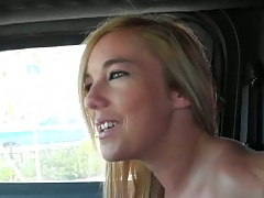 Picked up Taylor Kay for a ride and some sex