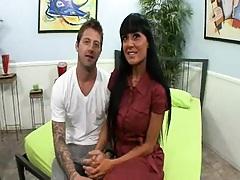 Couple with hot wife Mahina