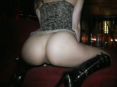 Sluts with Capri and Voodoo fucking shaved pussy