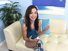 Casting couch teens Gigi wanted an extra job